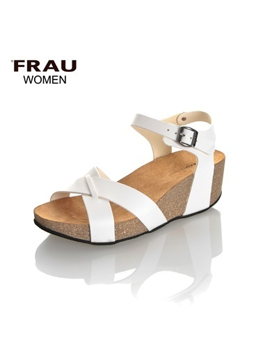 Frau Sandalet Sarı